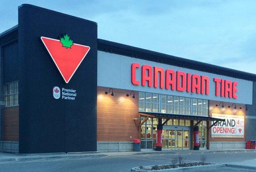 Canada Tire - CochraneAB