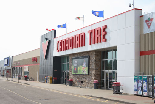 Canada Tire - EdmontonAB