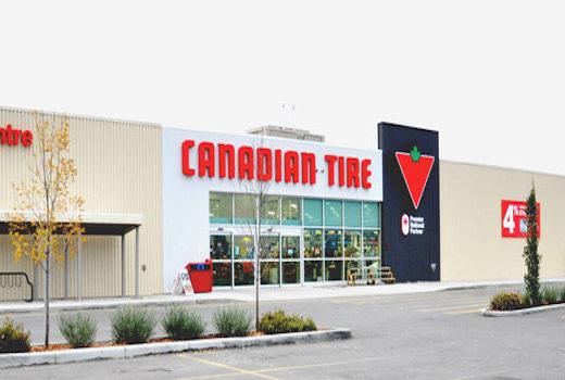 Canada Tire - HighRiverAB